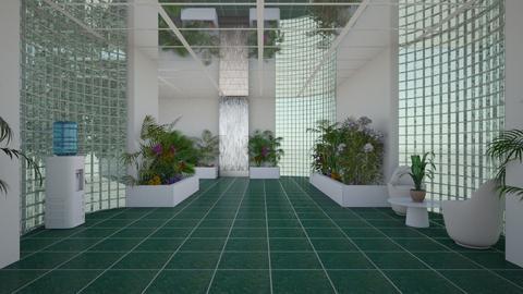 Urban Jungle Hallway - Modern - by zizzy