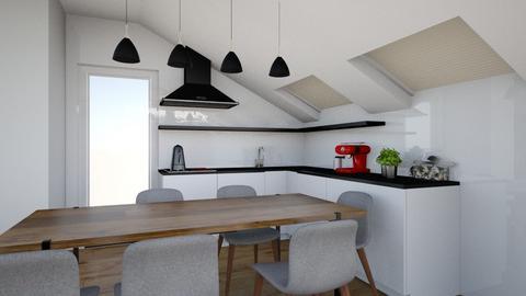 apartament - Modern - Living room - by tarataioana