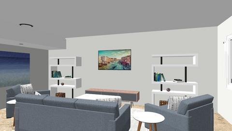 New Living Room - Living room - by nando6713
