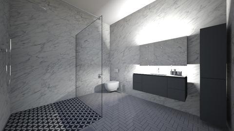 bedroom FACs - Modern - Bedroom - by kwarn8236