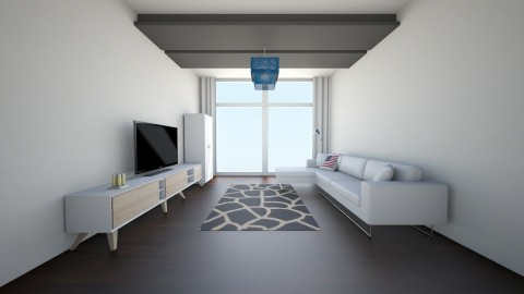 X Series I - Modern - Living room - by can264