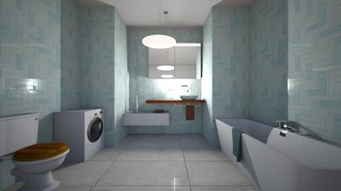Bright - Classic - Bathroom - by Twerka