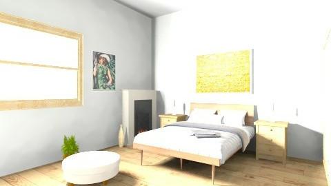 my bedroom - Bedroom - by Hawbir Ranya