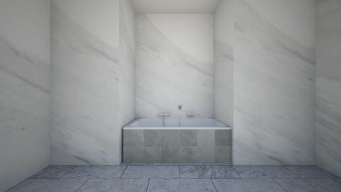 Marble Bathroom - Bathroom - by rb100roomcreater