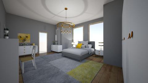 design 1 - Bedroom - by mollysamuel