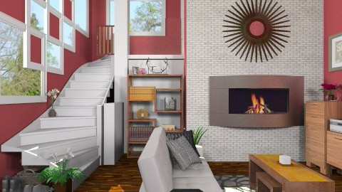 Livingroom remix - Modern - Living room - by Rechoppy92
