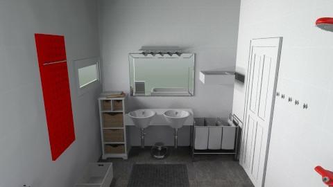 Ftr Bathroom - Bathroom - by yellowsubmarine