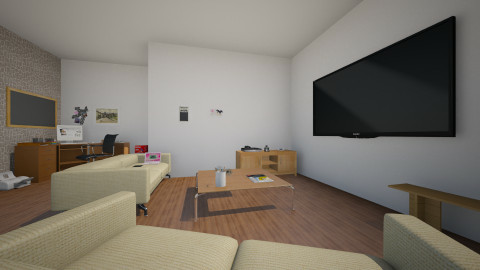 Living Room - Living room - by MissStyle