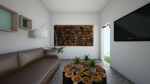 Living Room - Minimal - Living room - by Elisheva2