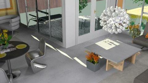 citrus hit - Minimal - Living room - by Veeveenatyisy