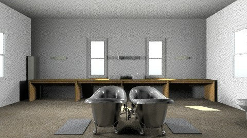 becky merchant - Glamour - Bathroom - by bm0999