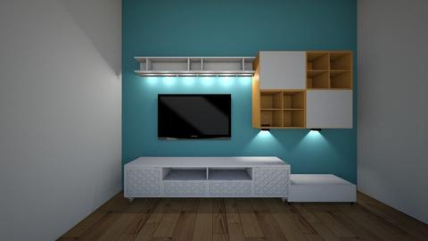 ikenna console - Living room - by jfx