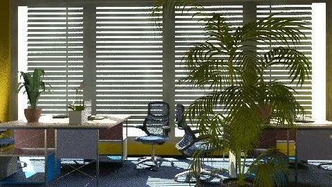 Office - Minimal - Office - by Odrie