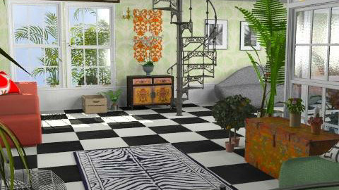 The Orangery - Eclectic - Garden - by Interiors by Elaine