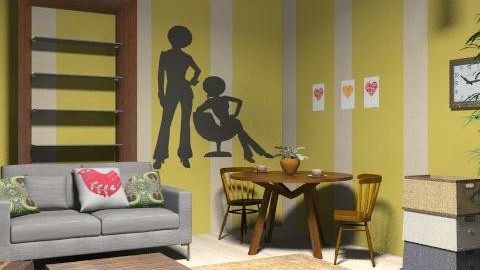 new day - Eclectic - Dining room - by MagnifiquE