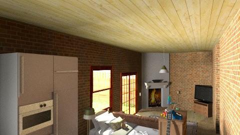 cabin - by ferguesfalls