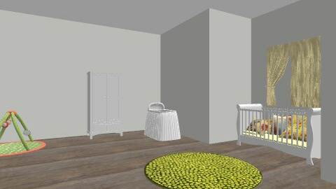 baby room - Country - Kids room - by Jessiecait