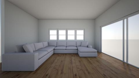 Cindy - Living room - by rickglassinteriors