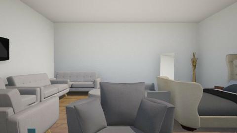 bedliving room - Bedroom - by Raouf Sassine