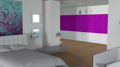 Lilac2 - Eclectic - Bedroom - by channing4