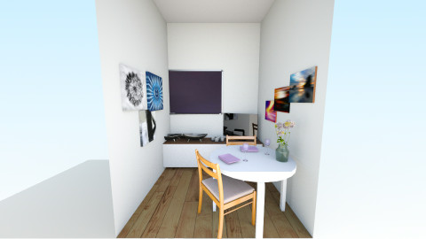 LCS stool - Modern - Dining room - by Raq Brrnts