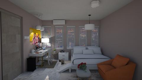 DREAMS - Bedroom - by fatihah