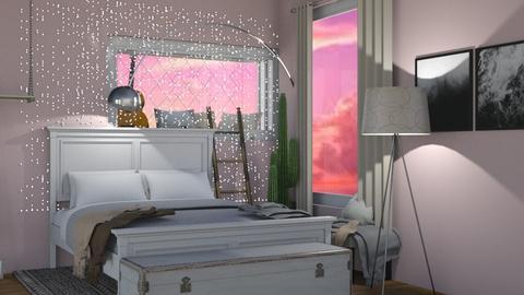 Teen girl nook - Bedroom - by Horsegirl1822