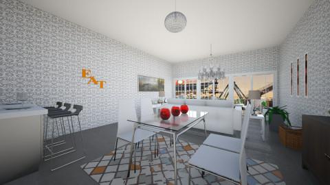 salae - Dining room - by sorangeld