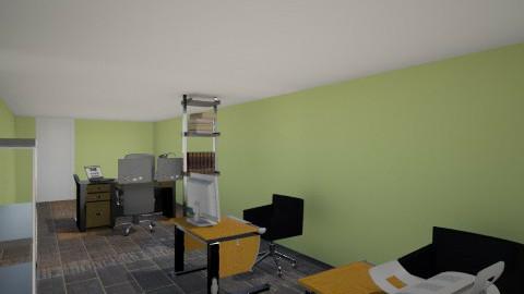 SMARTHOTEL admin office - Minimal - by amarah