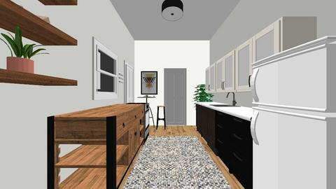 rent house tv by door - Modern - Living room - by mariahlee1