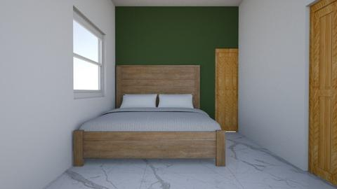 Bedroom - by epinteriors1
