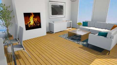 livindinin - Living room - by teen bedroom