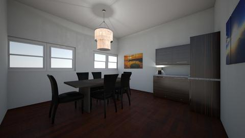 Dining Room - Dining room - by OHNO2020