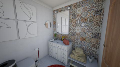 Brazilian - Bathroom - by nicksal