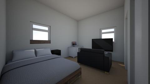Room model 1 - Bedroom - by mooneyskylar759