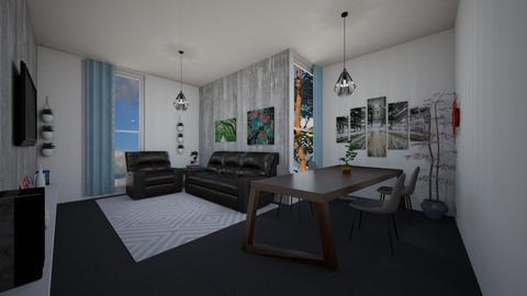 Inspiration - Modern - Living room - by blueberryxzinha
