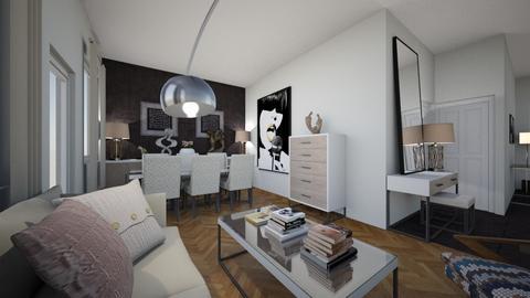 SK - Living room - by Oshee