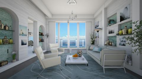 M_Change - Modern - Living room - by milyca8