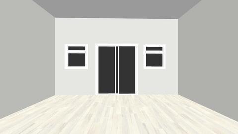 Lounge layout - Living room - by plotinga