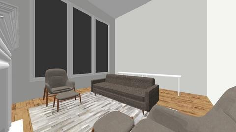 Volpe - Living room - by gmeuers