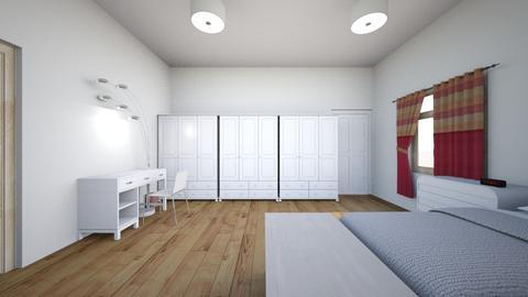 Meu Quarto - Bedroom - by manuelahimee