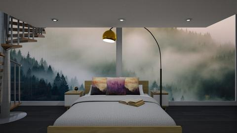 Tree House Retreat - Bedroom - by GinnyGranger394