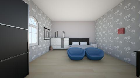 my bedroom  - Bedroom - by Sinyorita Zahrarita