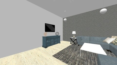 office space - Modern - Office - by Lovemepeace44