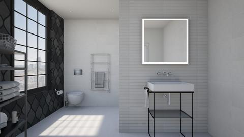 New Classic - Bathroom - by Remixraum