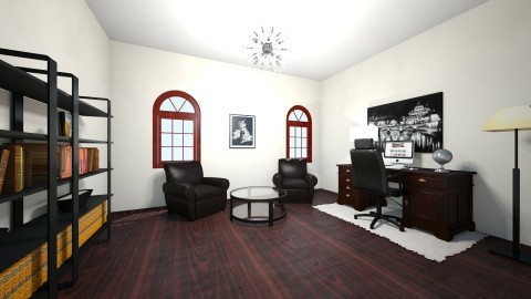 Joes Office - Office - by AliM0110