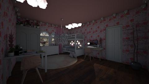 barbie - Kids room - by joja12345678910