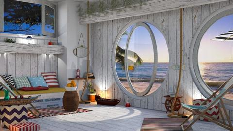 Coastal cottage  - Rustic - by sukica