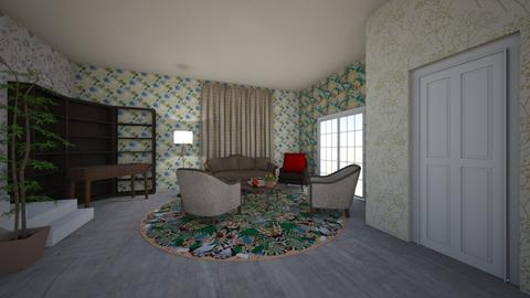 Design 2 - Classic - Living room - by lealta