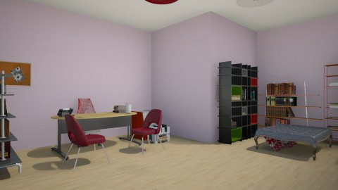 selen - Office - by Selen Demir